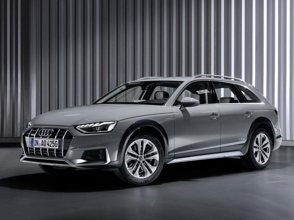 Audi A4 allroad quattro рестайлинг 2019, универсал, 2 поколение, B9
