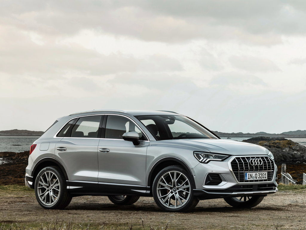 Audi Q3 2018, джип/suv 5 дв., 2 поколение, F3