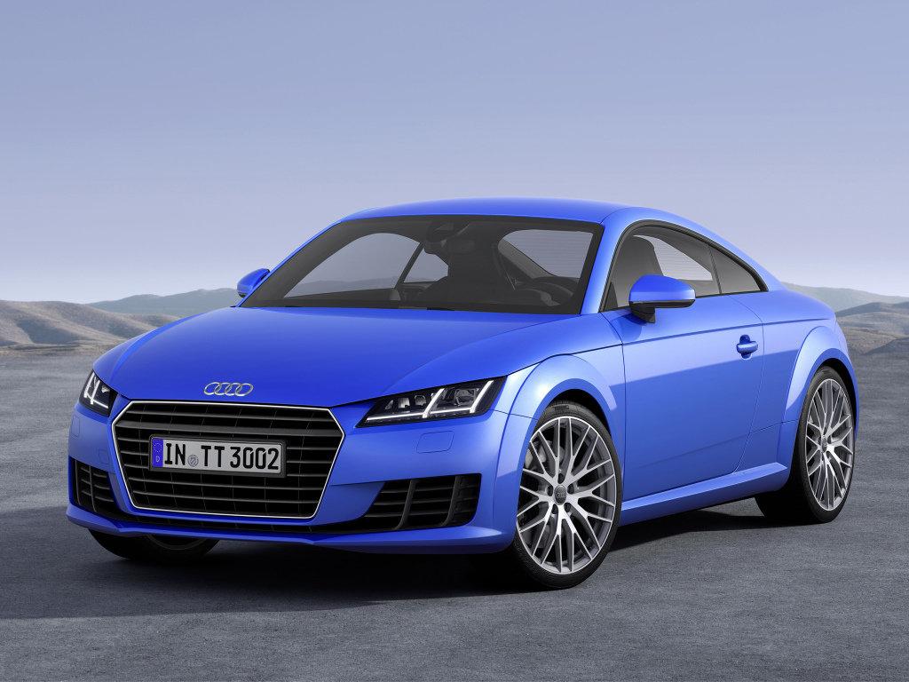 Audi TT 2014, купе, 3 поколение, 8S