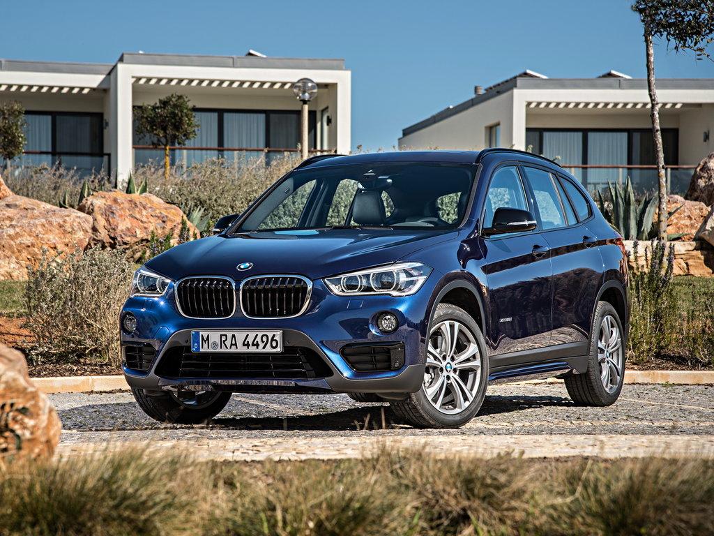 BMW X1 2015, джип/suv 5 дв., 2 поколение, F48
