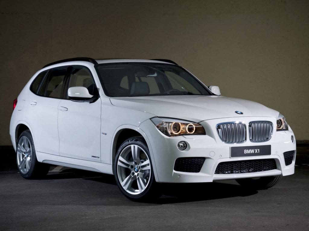 BMW X1 рестайлинг 2012, джип/suv 5 дв., 1 поколение, E84