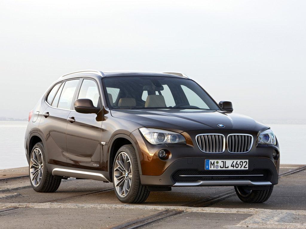 BMW X1 2009, джип/suv 5 дв., 1 поколение, E84