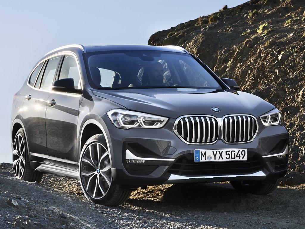BMW X1 рестайлинг 2019, джип/suv 5 дв., 2 поколение, F48