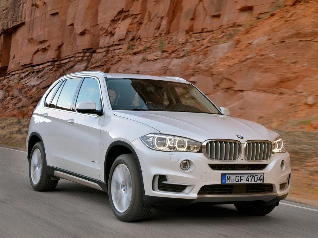 BMW X5 2013, джип/suv 5 дв., 3 поколение, F15