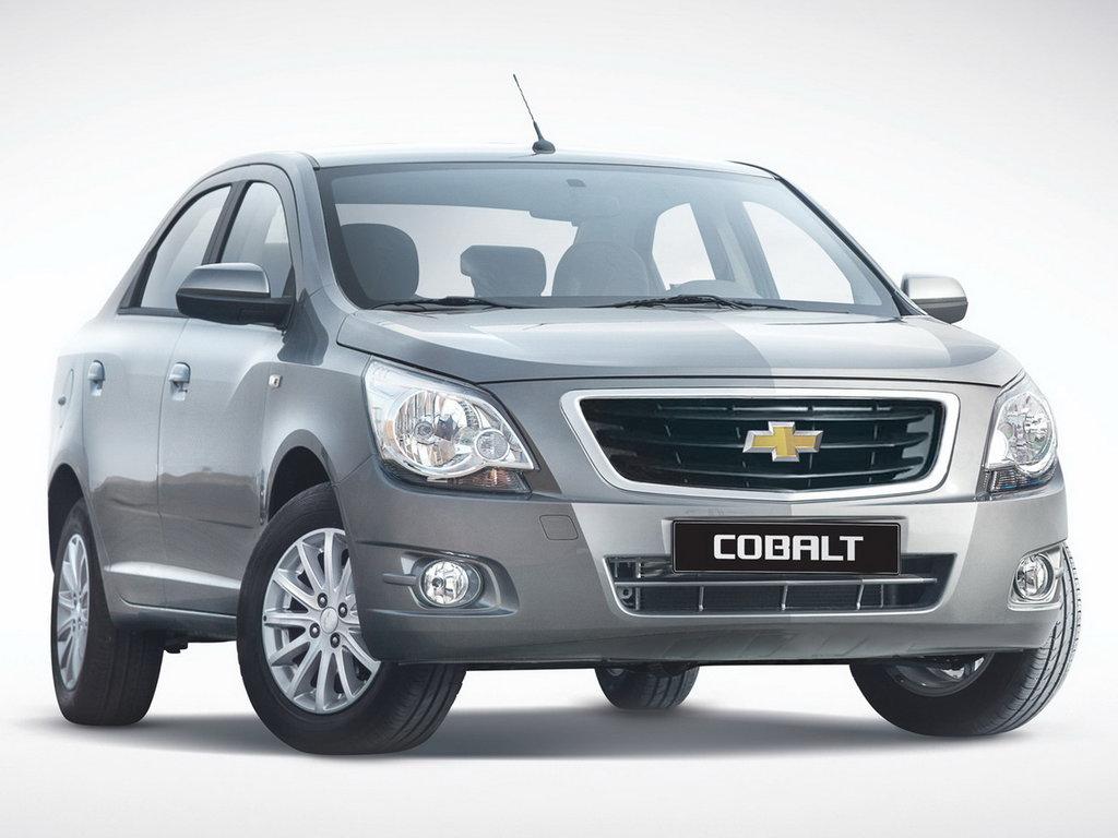 Chevrolet Cobalt рестайлинг 2016, седан, 2 поколение