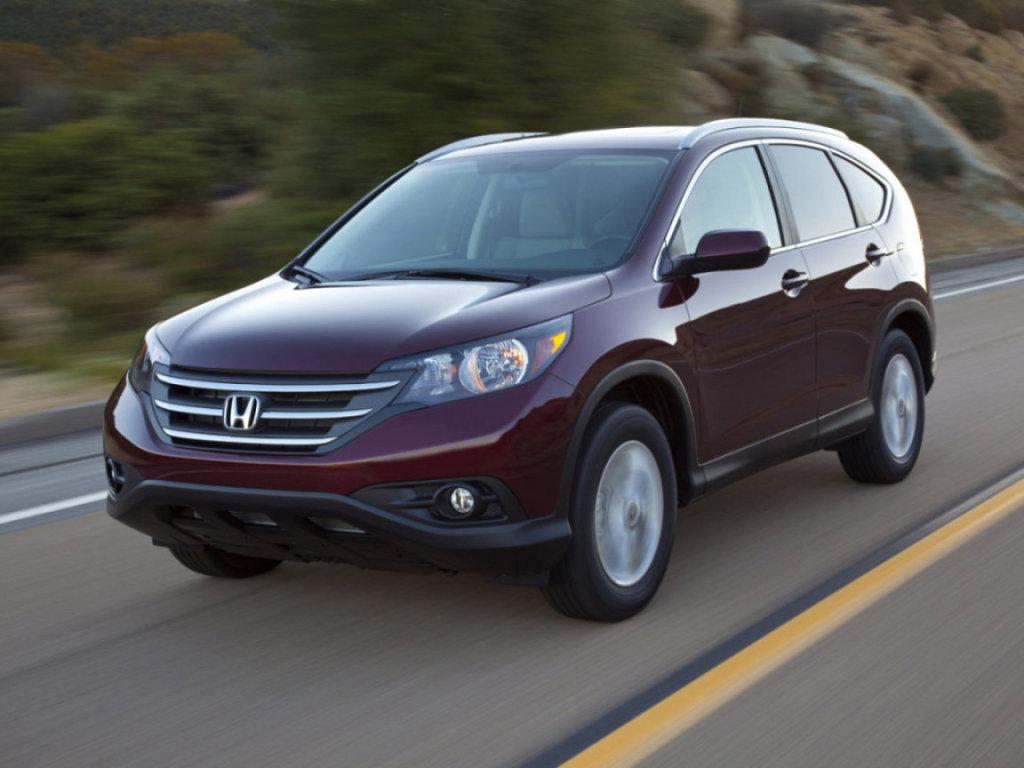 Honda CR-V 2012, джип/suv 5 дв., 4 поколение, RE, RM