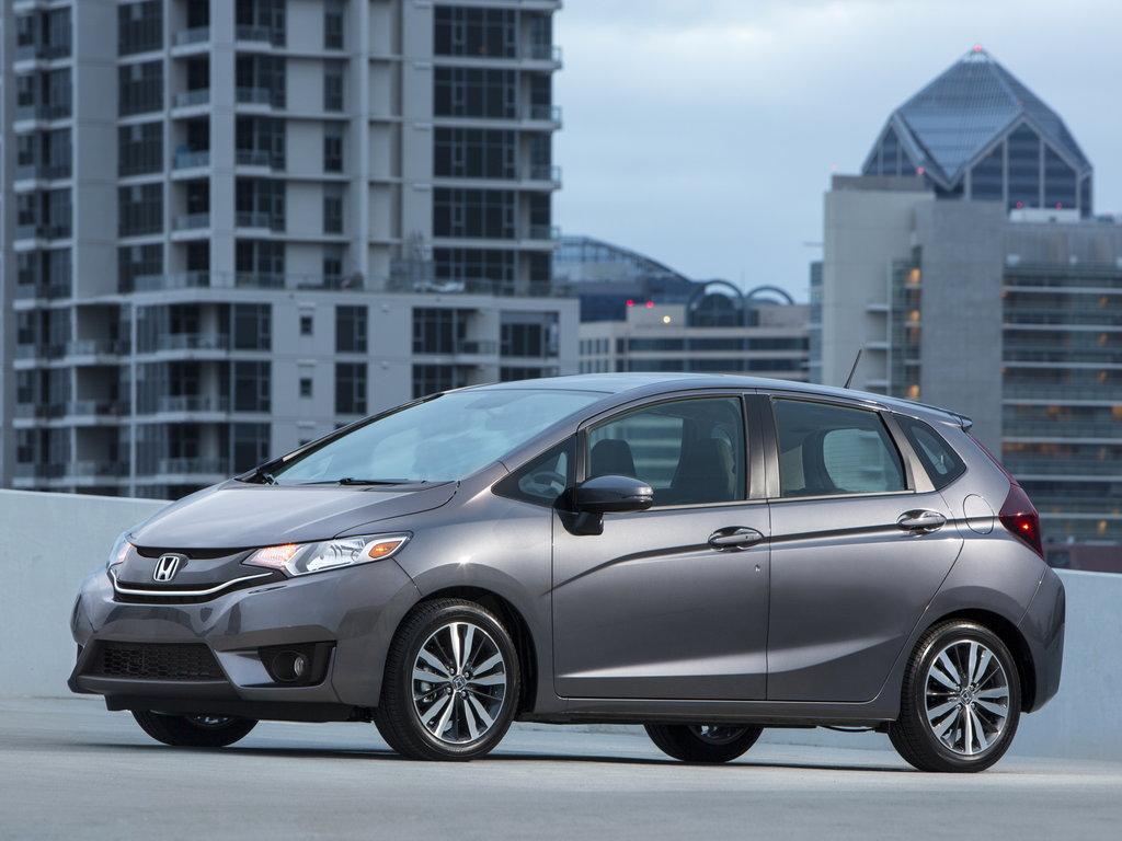 Honda Fit 2014, хэтчбек 5 дв., 3 поколение, GK