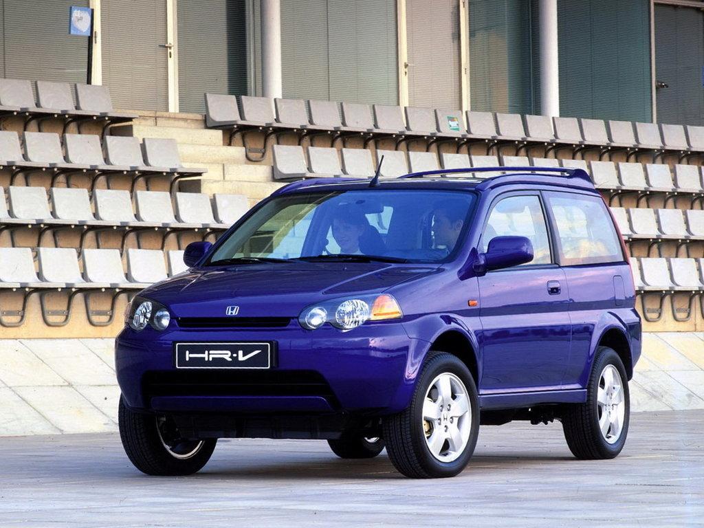 Honda HR-V 1999, джип/suv 3 дв., 1 поколение, GH