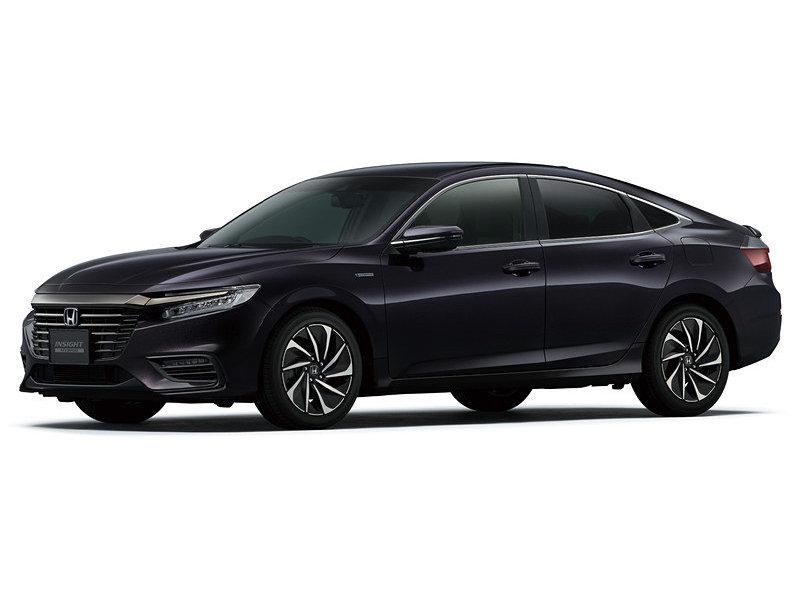 Honda Insight 2018, седан, 3 поколение, ZE4