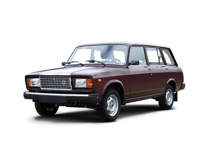 Лада 2104 1984, универсал, 1 поколение