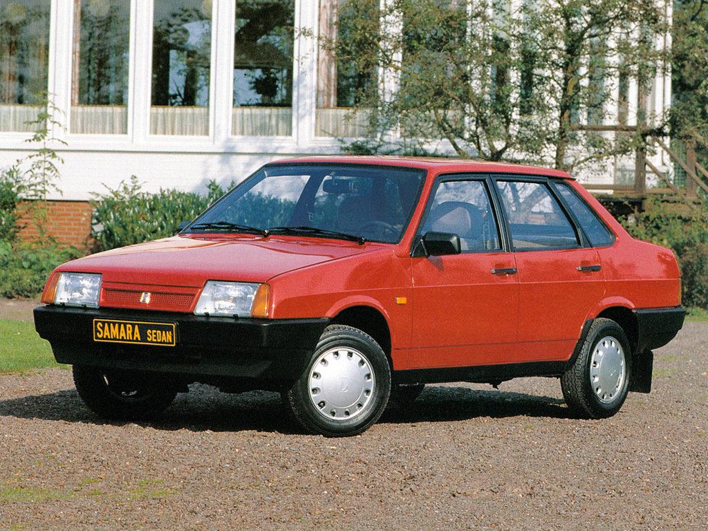 Лада 21099 1990, седан, 1 поколение