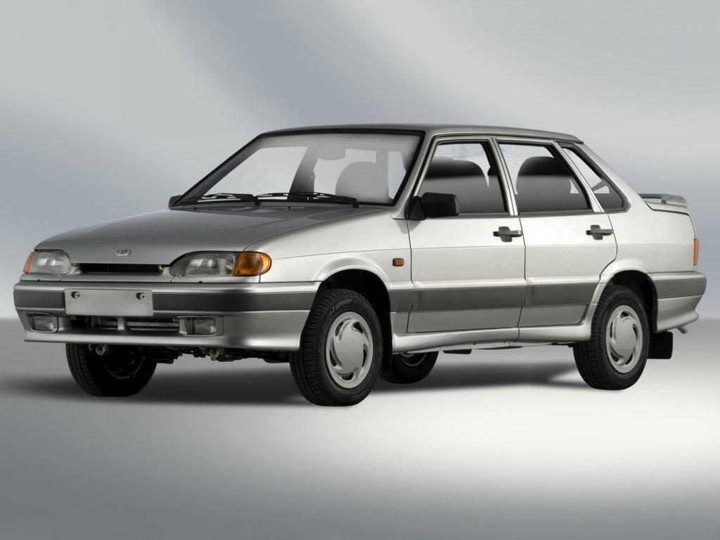 Лада 2115 Самара 1997, седан, 1 поколение