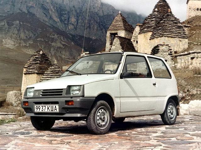 Лада 1111 Ока 1989, хэтчбек 3 дв., 1 поколение