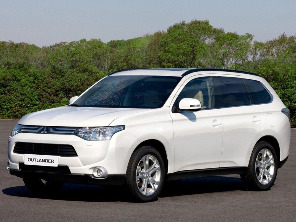 Mitsubishi Outlander 2012, джип/suv 5 дв., 3 поколение, GF0W