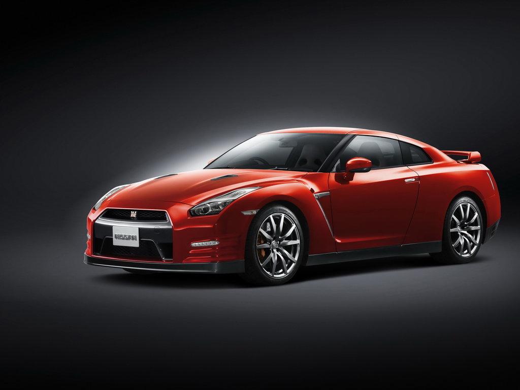Nissan GT-R 2-й рестайлинг 2014, купе, 1 поколение, R35