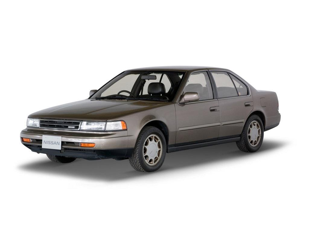 Nissan Maxima 1988, седан, 3 поколение, J30