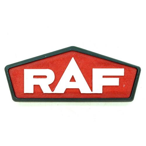 Расход топлива РАФ
