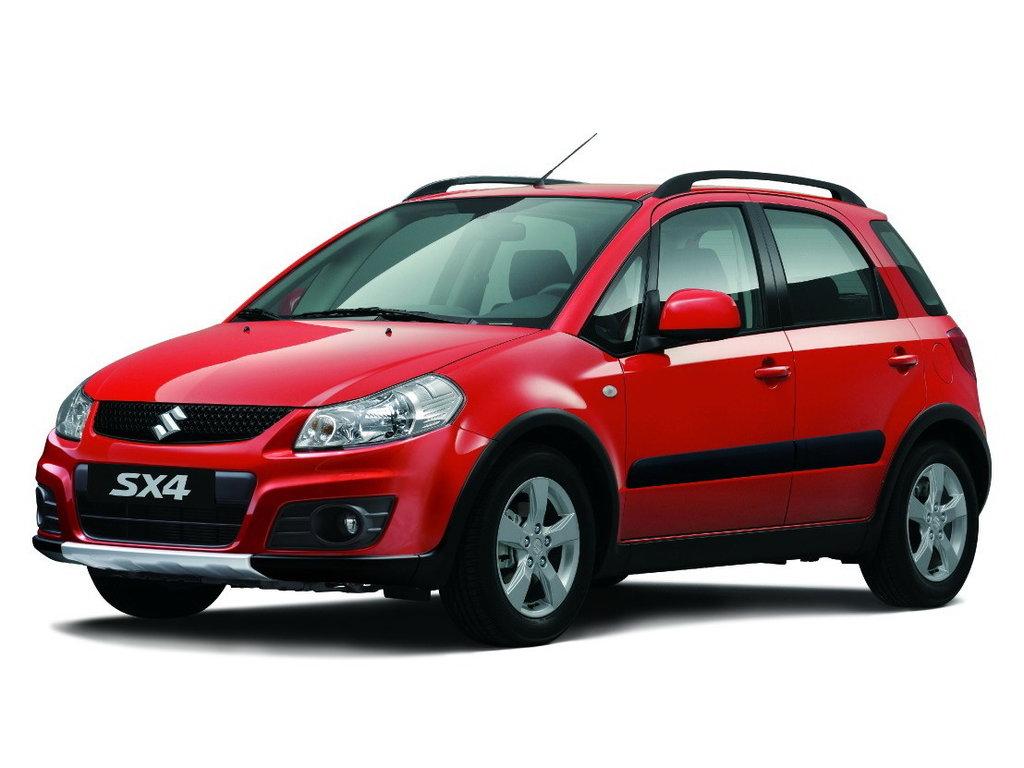 Suzuki SX4 рестайлинг 2010, хэтчбек 5 дв., 1 поколение, SX4 Classic