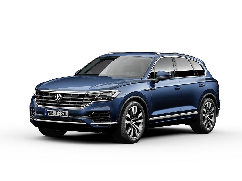 Volkswagen Touareg 2018, джип/suv 5 дв., 3 поколение, CR